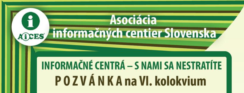 Poprad bude hostiť účastníkov už VI. Kolokvia AiCES