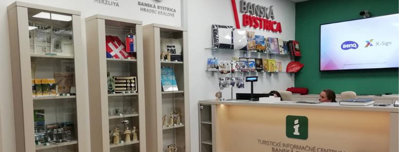 Turistické informačné centrum Banská Bystrica novým členom AiCES