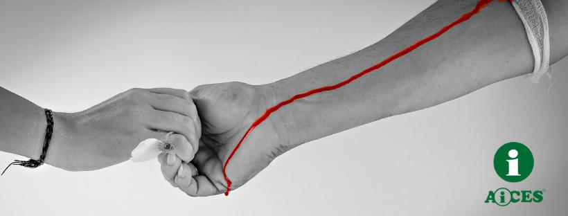 Výzva AiCES na darovanie krvi. Pomáhajme si navzájom