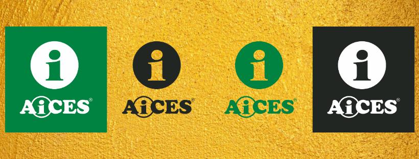 AiCES prichádza s novým dizajn manuálom loga