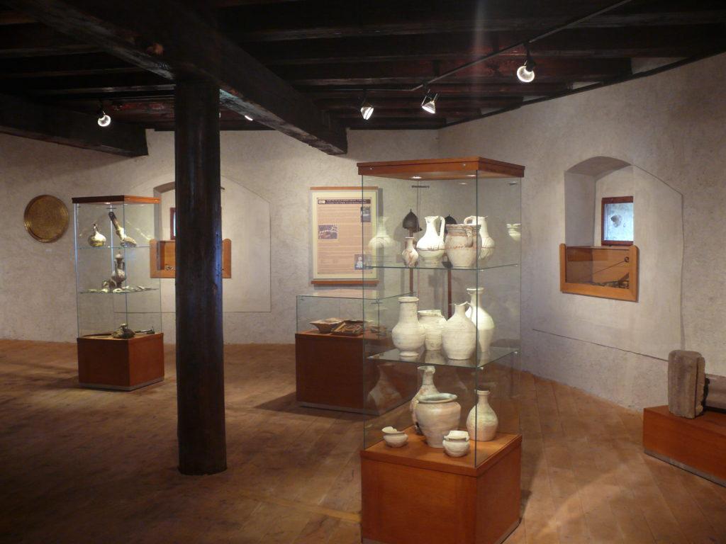 V múzeu môžete vidieť aj pôvodné kľúče od hradu. Foto - M. Mesiarik