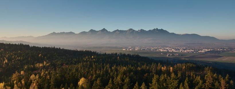 Neobjavené okolie Tatier? Prezrite si TOP 5 turistických trás v okolí Popradu. #ObjavUdržateľnéSlovensko