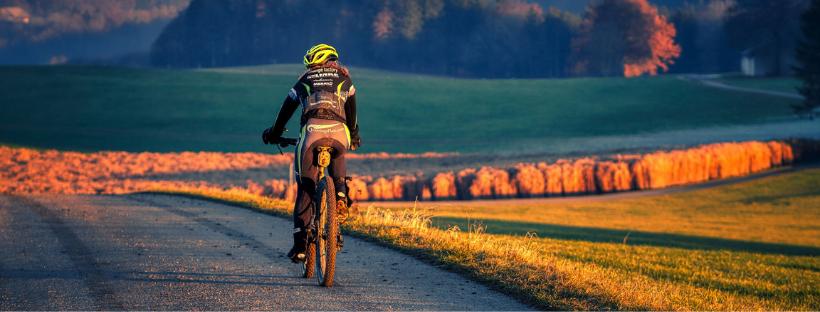 #ObjavUdržateľnéSlovensko zo sedla bicykla. Okolie Banskej Bystrice je na to ako stvorené
