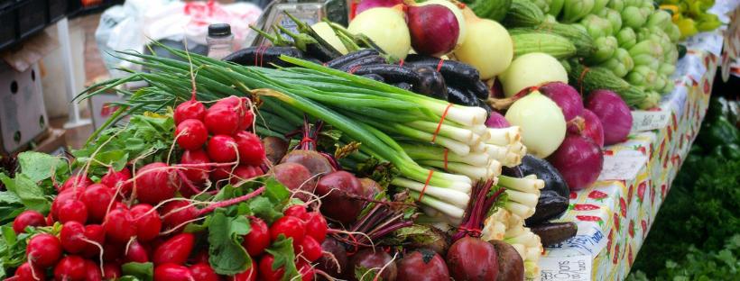 Gazdovský trh v Bátovciach. #ObjavUdržateľnéSlovensko s AiCES