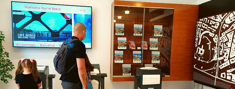 Novinky Turistického informačného centra Bratislava Tourist Board