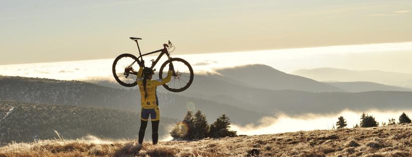Poznáte TOP cyklotrasy v okolí mesta Poprad? #ObjavUdržateľnéSlovensko