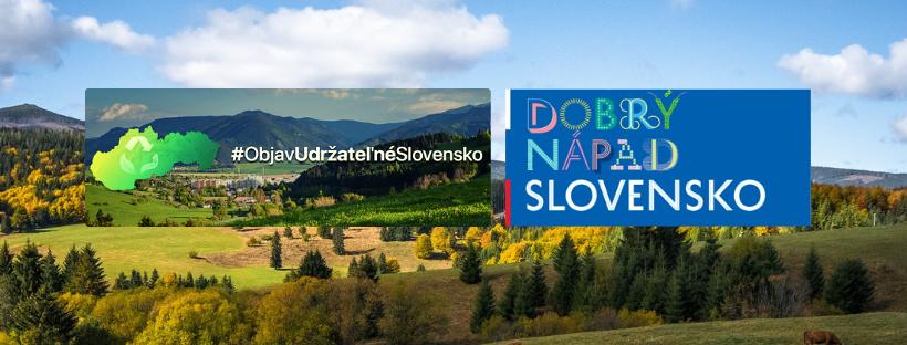 Česko-slovenská spolupráca #ObjavUdržateľnéSlovensko ocenená národnou značkou Slovenska